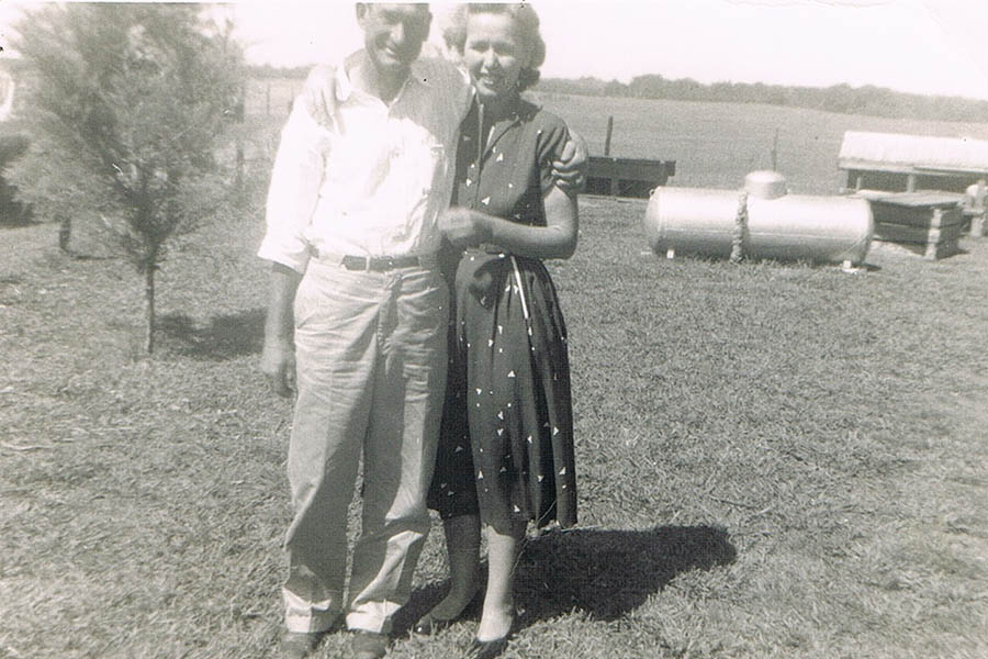 My Maternal Grandparents