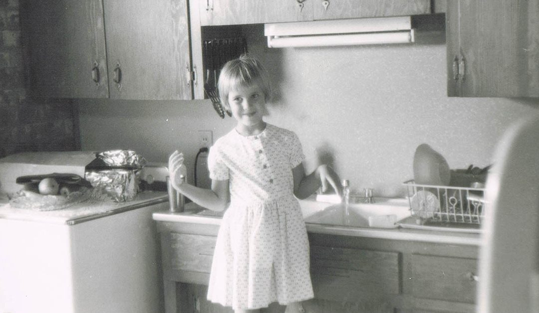 Kitchens are Important Parts of Memories